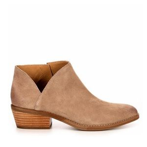 Lucky Brand Falisha leather ankle boots